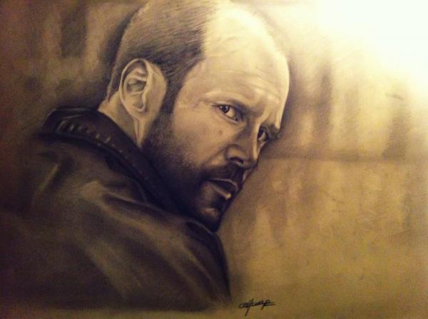 Jason Statham par Erhan